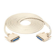 Black Box DB25 Extension Cable, DB25 Female, DB25 Female, 15-ft. (4.5-m) BC00707