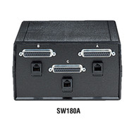 Black Box ABC Dual Switches, Chassis Style B SW188A