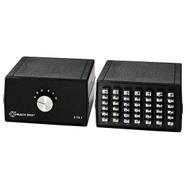 Black Box Desktop 4 Wire 6 to 1 Manual Switch SW830A