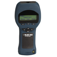 Black Box POE Cable Fault Finder Tester with Alligator Clips TS574A