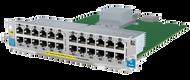 HP ProCurve 24-Port 10/100/1000 PoE+ zl Module J9307A