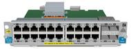 HPE 20-port GT PoE+/4-port SFP v2 zl Module