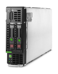 HP BL460c Gen8 Xeon 8C E5-2670 2.60GHz 2P 64GB-R P220i Server