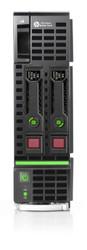 HPE BL460c Gen8 Xeon 8C E5-2660 2.2GHz 2P 64GB P220i/512 FBW