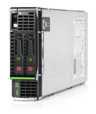 HP BL460C GEN8 Xeon QC E5-2609v2 2.50GHz 16GB-L P220i/512 Server 724087-B21