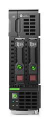 HP BL460C GEN9 E5-V3 10GB/20GB FLEXIBLELOM CTO Blade Server 727021-B21