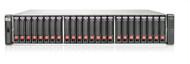 HPE Storage P2000 G3 SAS MSA Dual Controller SFF AW594B