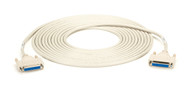 Black Box DB25 Female Extension Cable, 25-ft. (7.6-m) BC00713