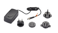 Black Box Multi-Format Video Scaler Power Supply with Locking Barrel - 12 Vo AVSC-5DA1-PS