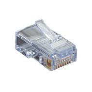 Black Box CAT5e EZ Plug Unshielded 25-Pack C5EEZUP-25PAK
