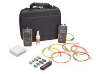 Black Box Optical Light Test Set w/Data Log PWR Meter 850/1300/1310/1550 nm FOQTK-SM-DL