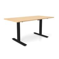 """Height Adjustable 30""""x 60"""" Ergonomic Business Desk - Norway"""