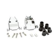 Black Box Metal EMI/RFI DB15 Hoods 15-Pack FA033-R3-25PAK