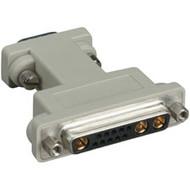 Black Box Sun Compatible Video Adapter, 13W3 Female to HD15 Male Adapter FA070-R2
