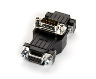 Black Box Data Tap, DB9, (3) DB9 Connectors, FFM FA147A