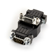Black Box Data Tap, DB9, (3) DB9 Connectors, MMF FA150A