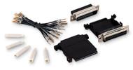 Black Box Two-Headed Hood Kit, DB25, (1) Male/(1) Female FA800