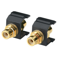 Black Box 2-Pack RCA Jack FA874