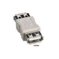 Black Box Gender Changer USB Type A Female/Type A Female FAUSB01
