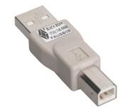 Black Box Gender Changer USB Type A Male/Type B Male FAUSB08