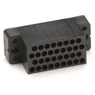Black Box Connector Shells, V.35, Female, 25-Pack FH021-25PAK