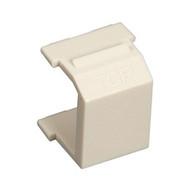 Black Box GigaPlus Blank Wallplate Inserts, Office White, 20-Pack FM330C