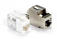 Black Box CAT6 Shielded Keystone Jack w/ Universal Wiring FMS300
