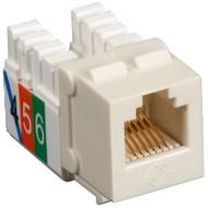 Black Box Usoc Jack RJ-11 Office White 25-Pack FMT243-25PAK