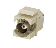 Black Box Snap Fitting Keystone BNC Ivory FMT322-R2