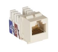 Black Box CAT3 Jack, Office White, Single-Pack FMT369-R2