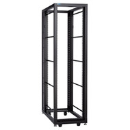 "45U Heavy Duty Open Frame 42"" Depth Server Cabinet"