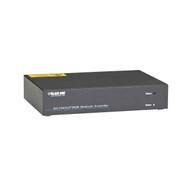 Black Box 8-Port KVM Matrix Switch SM HighSpeed Fiber Redundant PWR ACXC8FHS