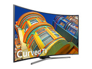 "Samsung 55"" Class 4K UHD Curved Smart LED TV"