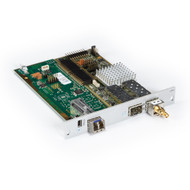 Black Box DKM Modular KVM Extender RX Interface Card SDI USB SM Fiber ACX1MR-SDI-SM