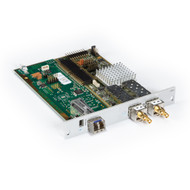 Black Box DKM Modular KVM Extender TX Interface Card SDI USB SM Fiber ACX1MT-SDI-SM