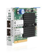 HPE Ethernet 10GbE 2-port 546FLR-SFP+ Network Adapter