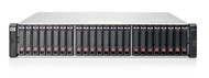 HPE MSA 1040 2-port SAS DC 24 x SFF Storage Array