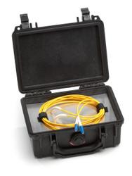 Black Box Fiber Optic Launch Box 500M OS2 LC FOLBS-LC-500
