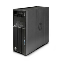 HP z640 W10P-64 X E5-1630 v4 3.7GHz 256GB SSD 1TB SATA 16GB(2x8GB) DDR4 DVDRW Graphics-Less Workstation