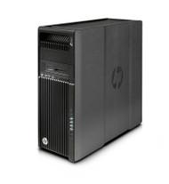 HP z640 W10P-64 X E5-2620 v4 2.1GHz 2P 256GB NVME 2-8GB ECC DVDRW NIC Quadro K620 Rfrbd WS