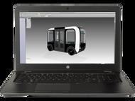 HP ZBook 15u G4 W10P-64 i5 7200U 2.5GHz 1TB SATA 8GB(1x8GB) 15.6FHD WLAN BT BL No-FPR NFC Cam Notebook PC