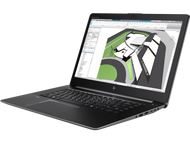 HP ZBook 15 Studio G4 Touch W10P-64 i7 7820HQ 2.9GHz 512GB NVME 32GB 15.6FHD WLAN BT M1200 Cam Notebook PC