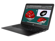 HP ZBook 15 G3 W10P-64 X E3-1505M v5 2.8GHz 1TB SATA 16GB ECC 15.6FHD WLAN BT No-Cam Notebook PC