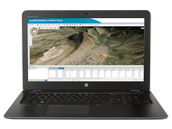 HP ZBook 15 G3 W10P-64 i7 6820HQ 2.7GHz 256GB SSD 32GB 15.6FHD WLAN BT BL FPR M2000M Cam Notebook PC