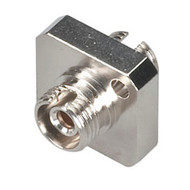 Black Box Fiber Optic Coupling, FC-FC, Square Mounting, Single-Mode, Simplex, Ce FOT103