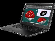 HP ZBook 15 G3 W10P-64 i7 6700HQ 2.6GHz 512GB SSD 16GB 15.6FHD WLAN BT BL FPR M1000M Cam Notebook PC