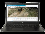 HP ZBook 15u G4 W10P-64 i7 7500U 2.7GHz 512GB NVME 16GB 15.6UHD UWVA WLAN BT LB FPR NFC No-vPro Cam Notebook PC