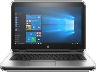 HP ProBook 640 G3 W10P-64 i5 7300U 2.6GHz 256GB NVME 8GB No-Optical 14.0HD WLAN BT BL FPR No-NFC No-Cam Notebook PC