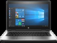 HP ProBook 640 G3 W10P-64 i3 7100U 2.4GHz 500GB SATA 8GB DVDRW 14.0HD WLAN BT HD 620 Cam Notebook PC