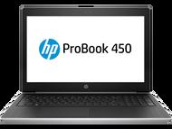 HP ProBook 450 G5 W10P-64 i3 7100U 2.4GHz 256GB SSD 8GB(1x8GB) 15.6HD No-FPR No-Cam Notebook PC